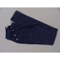 Pantalon bleu slim - 3 suisses