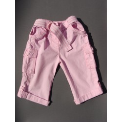 Pantalon rose - 9 mois - Early days