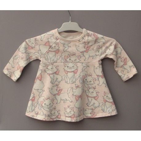 Robe rose Aristochats - 12 mois / 18 mois -  Baby Gap