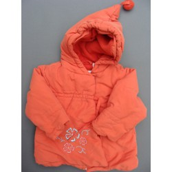 Manteau orange - Prémaman