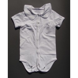 Body blanc - 3 mois - In Extenso