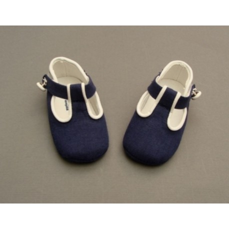 Chaussures bleues marines - 16 - Mayoral